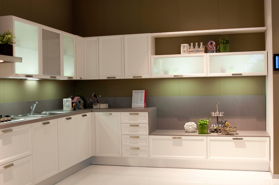 Cucine Rovere Sbiancato Moderne : Cucine in rovere with